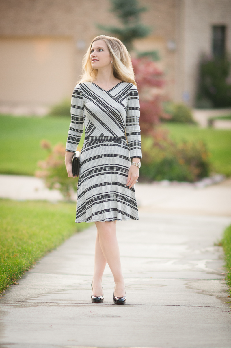 Petite Fashion and Style | BCBGMazazria Dress | Click to read more...