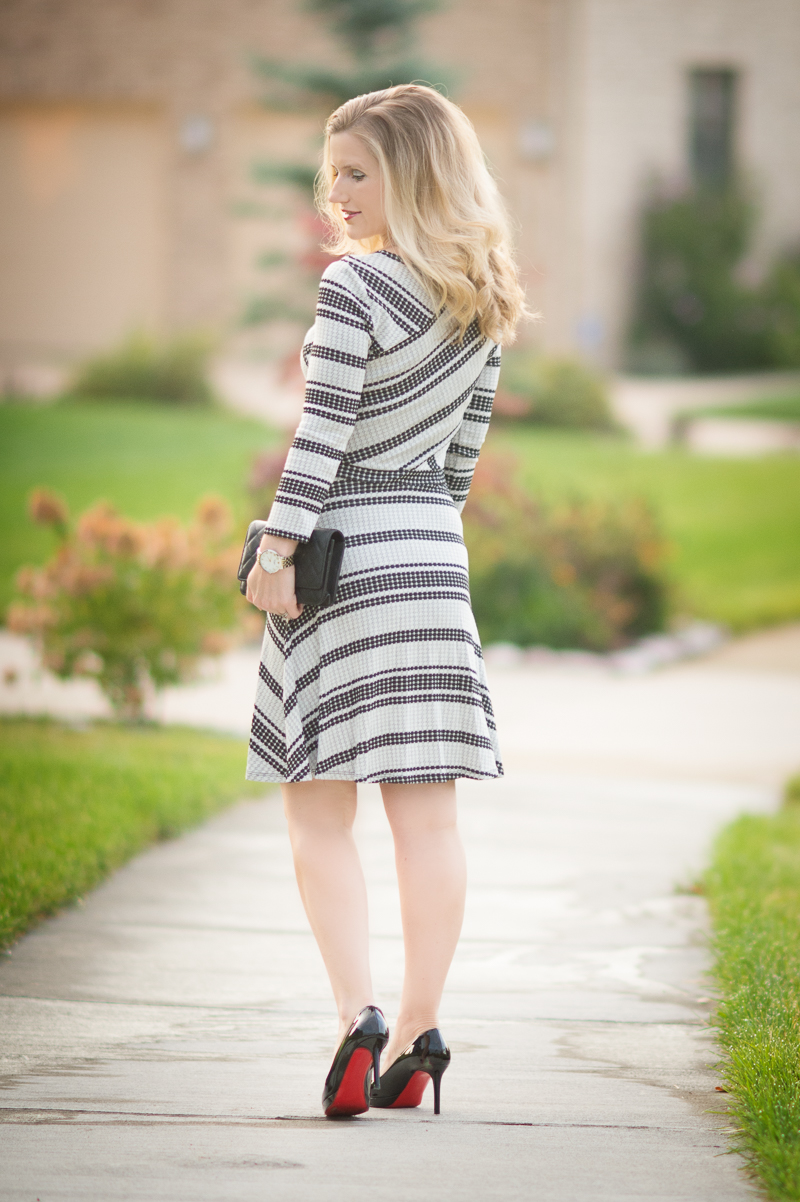 Petite Fashion and Style | BCBGMaxazria Dress | Click to Read More...
