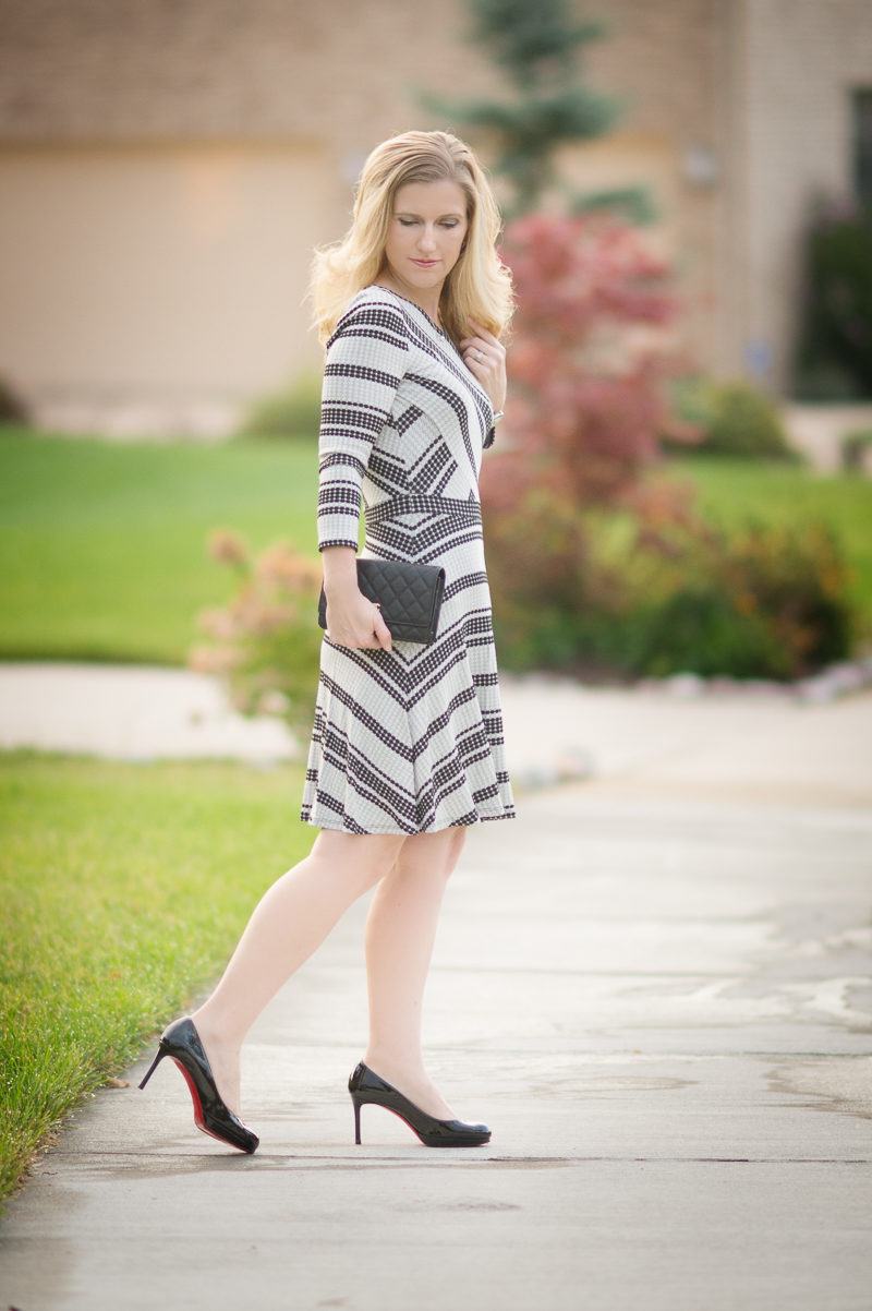 Petite Fashion and Style | BCBGMazazria Kenji Dress | Click to read more...