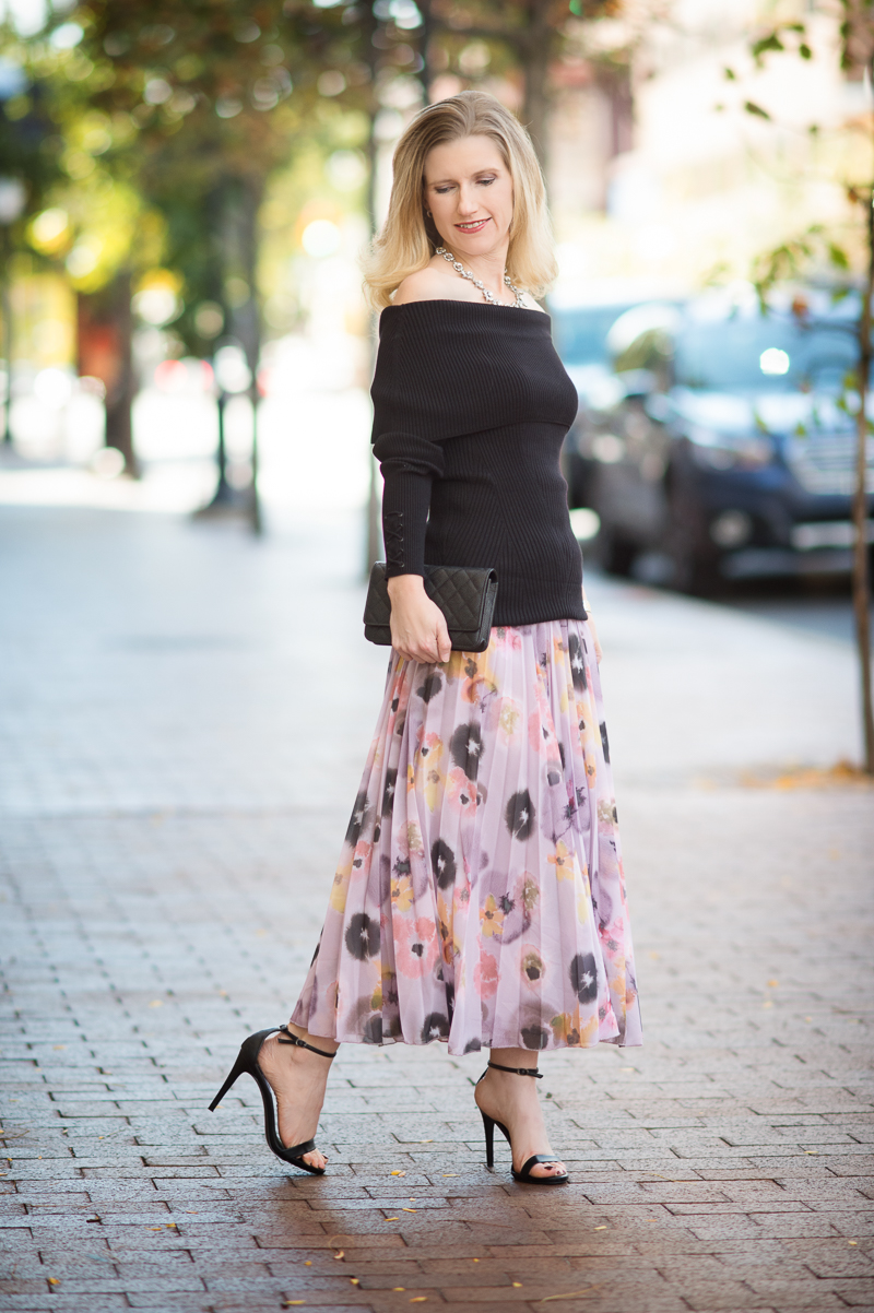 Pleated Skirt Style Tips