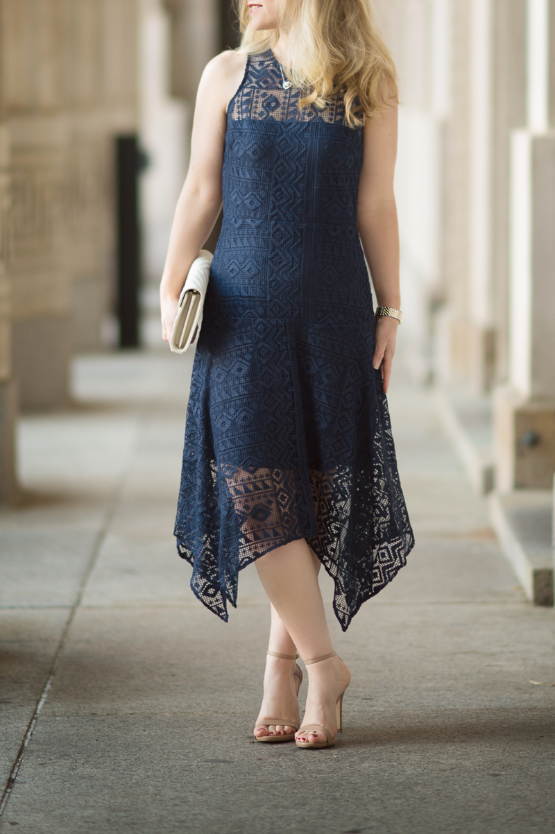 Petite Fashion and Style | ParkerNY Melissa Combo Dress | Click to Read More...