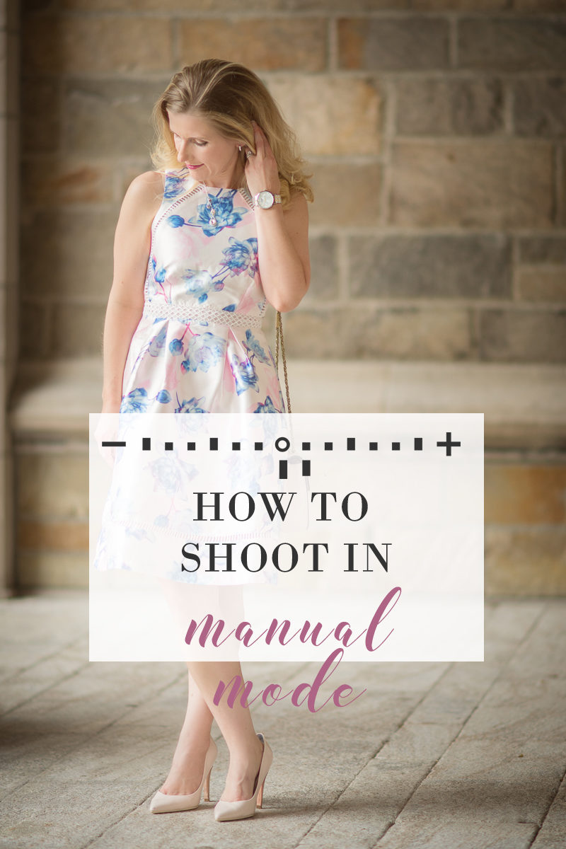 How To Shoot in Manual Mode…