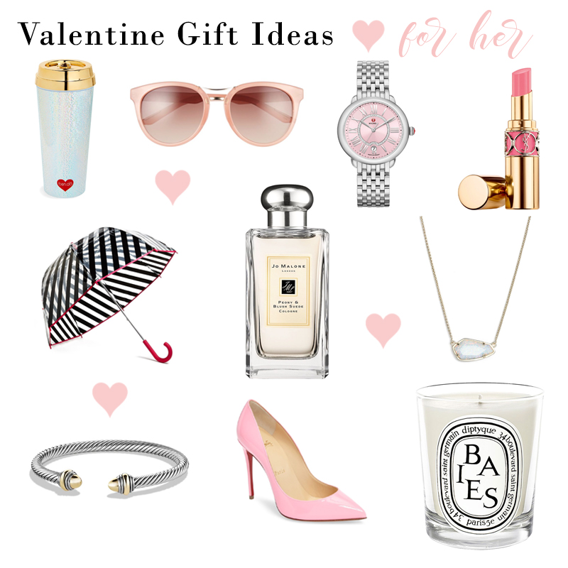 Petite Fashion and Style Blog | Valentine's Day Gift Ideas