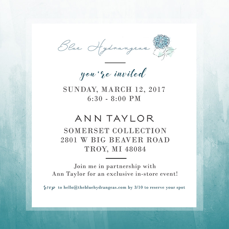 Ann Taylor Somerset Collection
