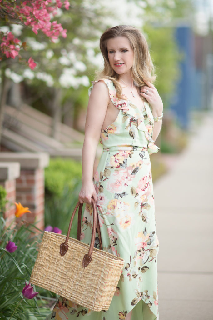 Petite Friendly Maxi Dresses The Blue Hydrangeas A