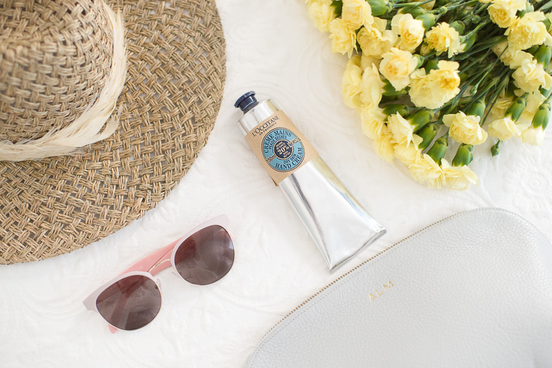 Petite Fashion and Style Blog | L'Occitane en Provence Hand Cream