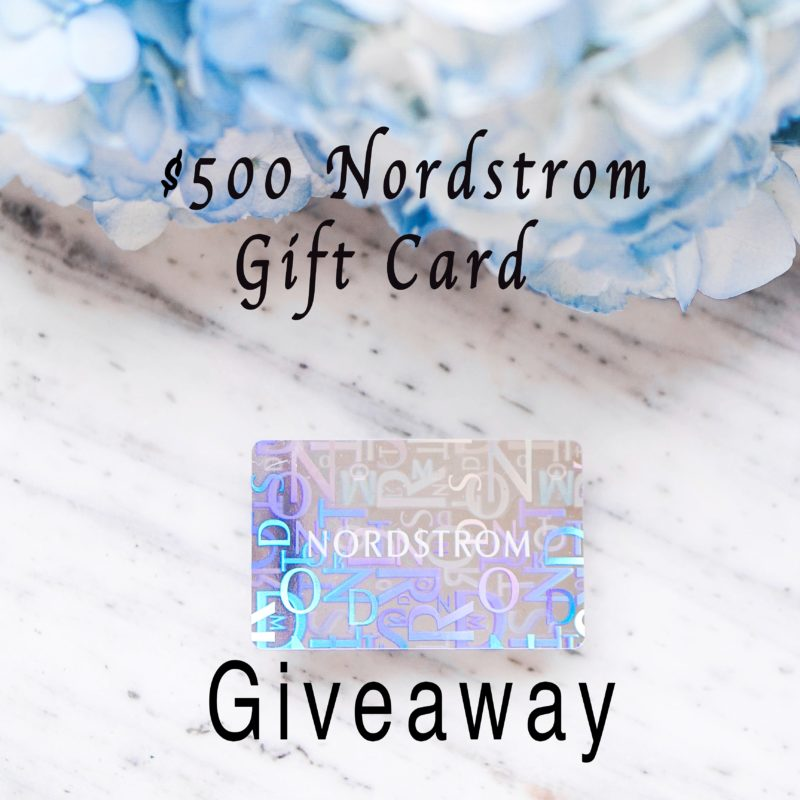 Petite Fashion and Style | Nordstrom Anniversary Sale | Nordstrom Gift Card giveaway