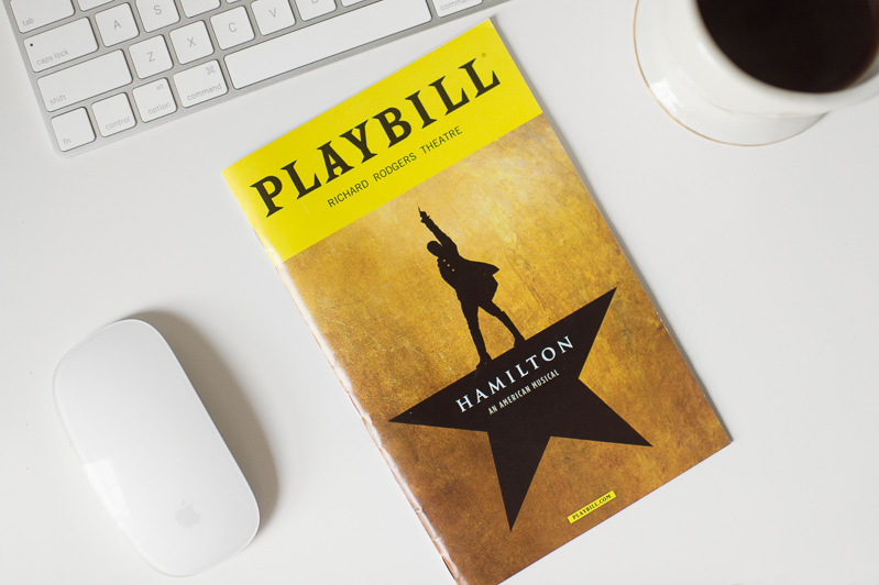 Petite Fashion and Style Blog | Hamilton - An American Musical | Click to Read More....