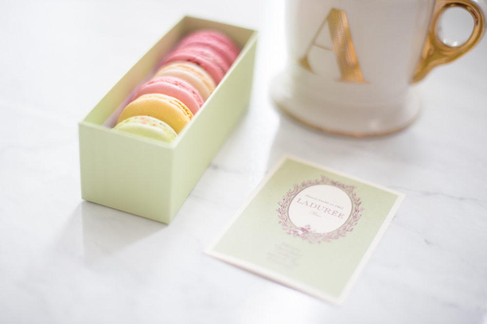 Petite Fashion and Style Blog | Laudree Macarons | Click to Read More