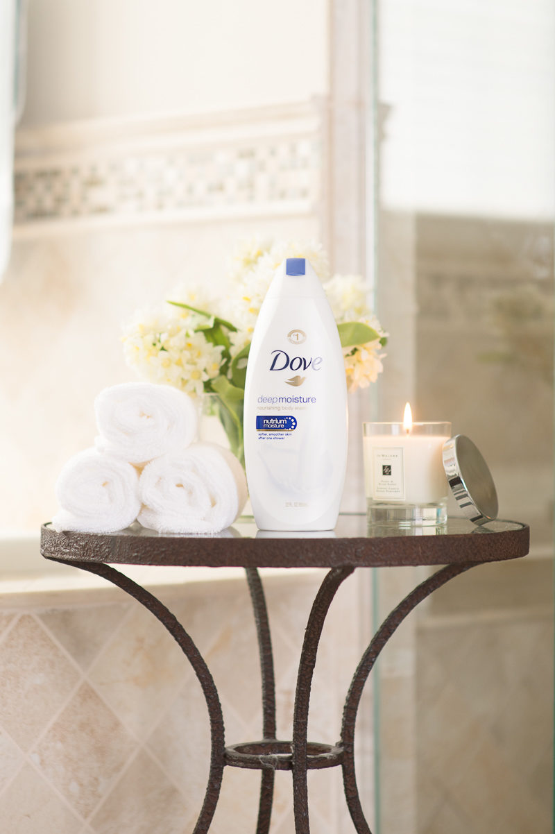 Petite Fashion and Style Blog | Dove Deep Moisture Body Wash| Click to Read More...