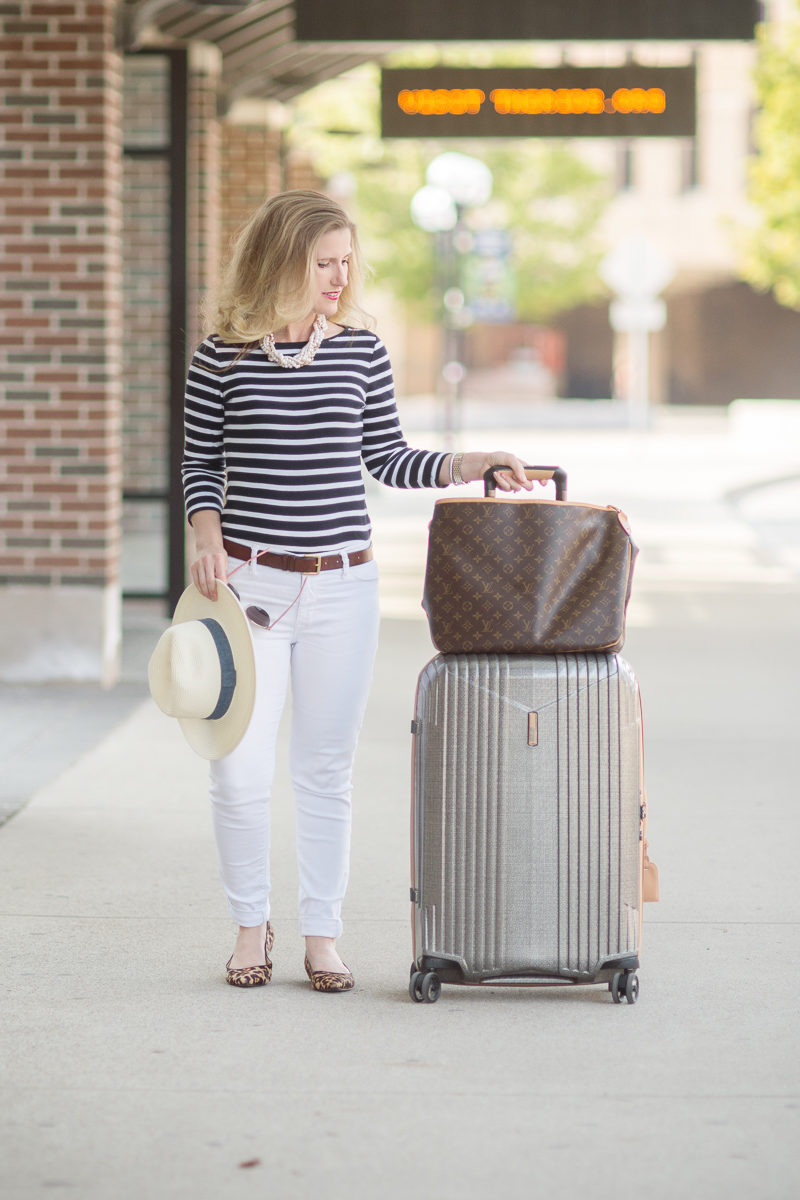 Travel in Style with Hartmann Luggage (and a Giveaway)….