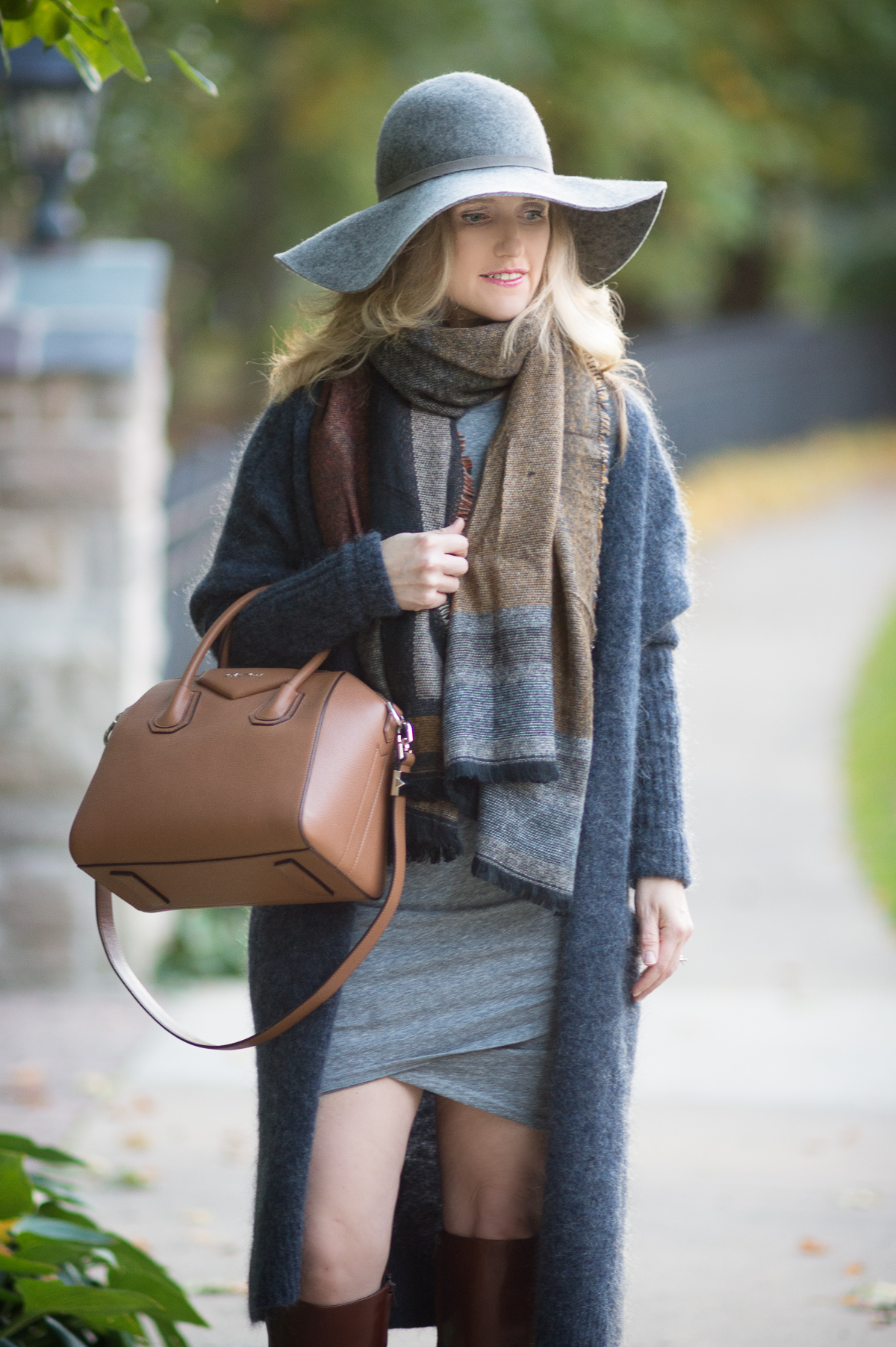 da9d0c535490 Petite fashion and style blog acne studios raya mohair sweater jpg  1200x1803 Blogger givenchy antigona outfit