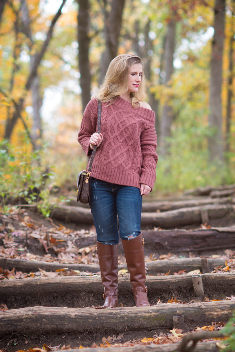 Fall Color Trend: Burgundy…