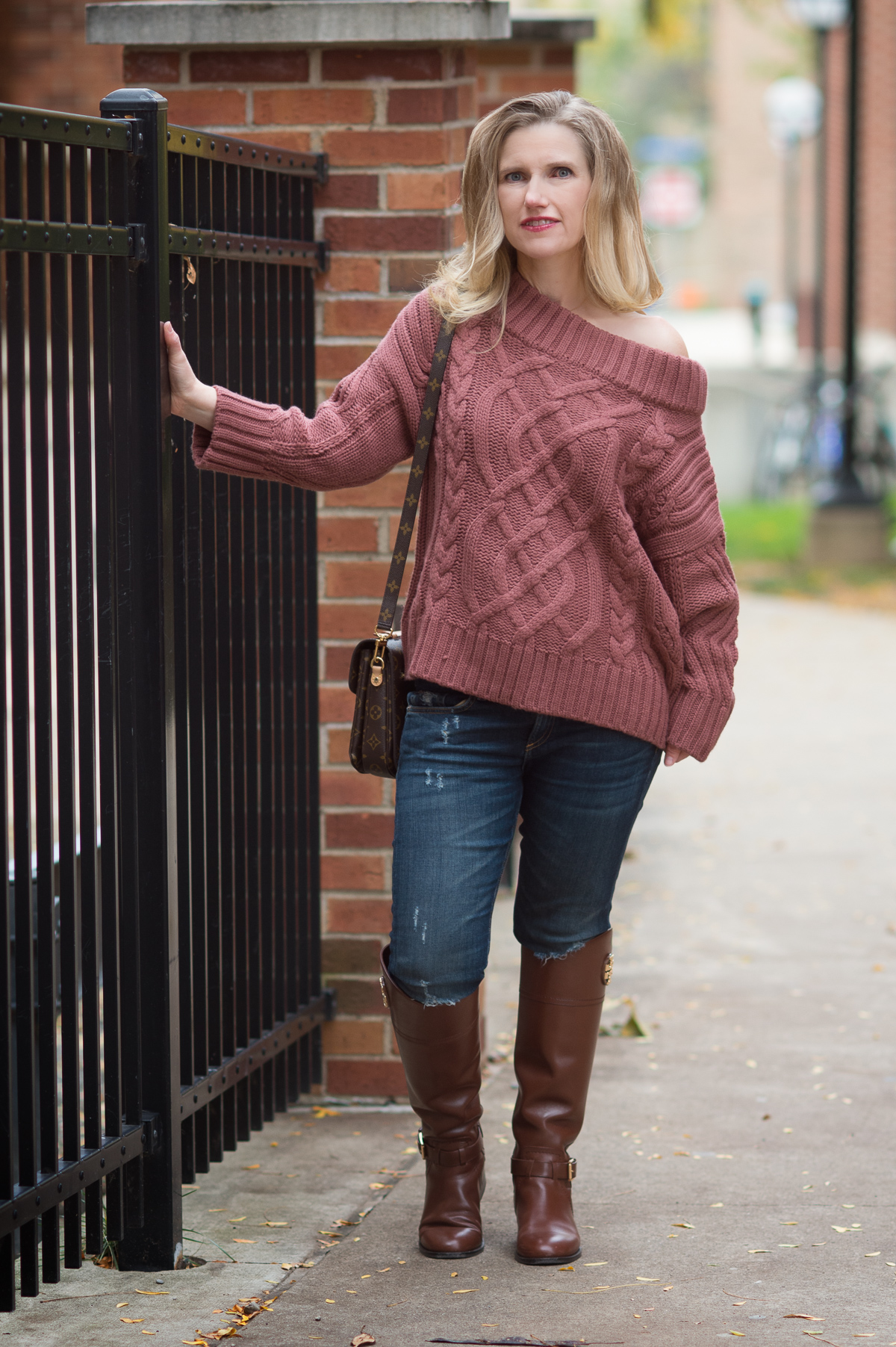 Petite Fashion And Style Blog J O A Off The Shoulder
