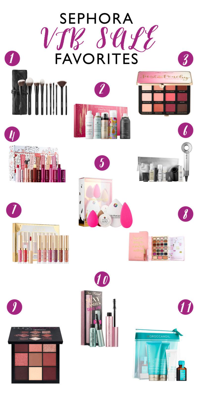 Petite Fashion and Style Blog | Sephora VIB Sale Favorites