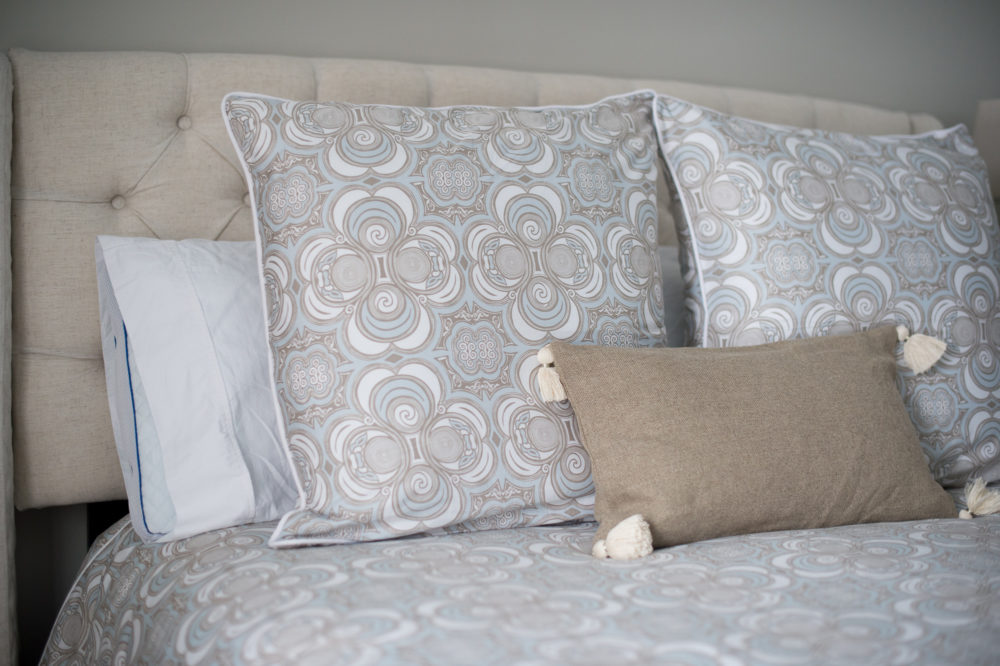 Petite Fashion and Style Blog | Nectar Mattress Review | Minted Artwork | Click to Read More... - Nectar Mattress Review by popular Michigan lifestyle blogger The Blue Hydrangeas