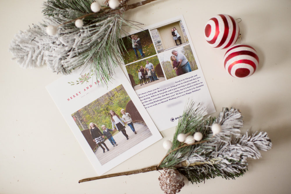 Petite Fashion and Style Blog | Postable Holiday Cards | Postable Christmas Cards | Click to Read More...