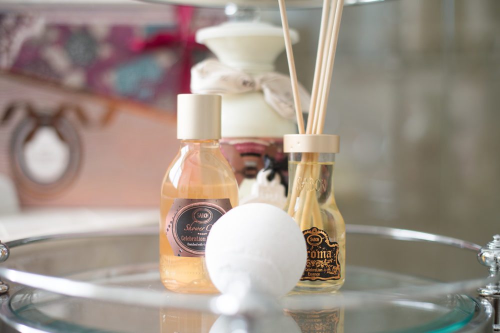 Petite Fashion and Style Blog | Sabon NYC | Luxury Bath Essentials | Click to Read More...