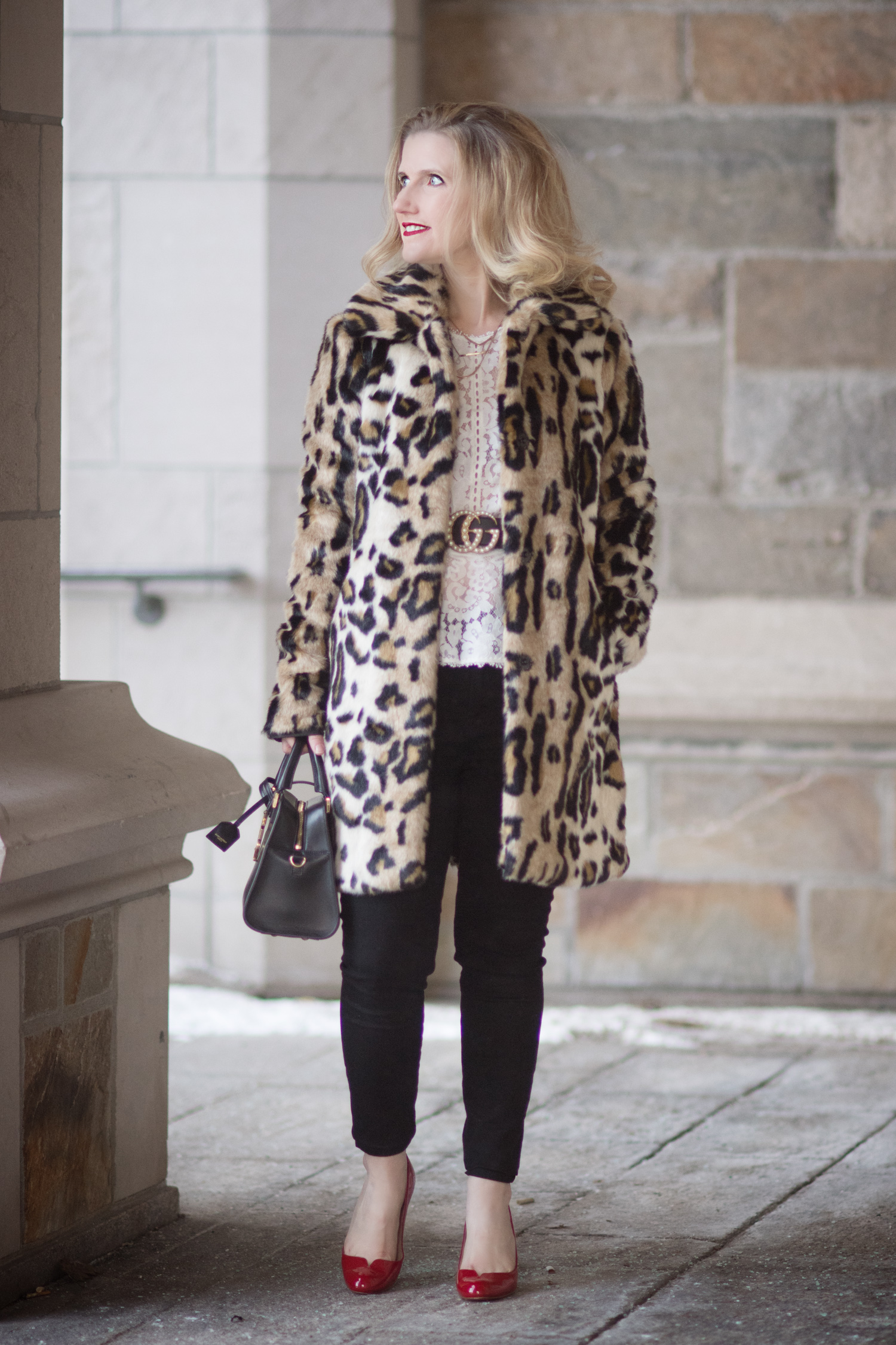 6 Reasons Why You Need A Leopard Coat The Blue