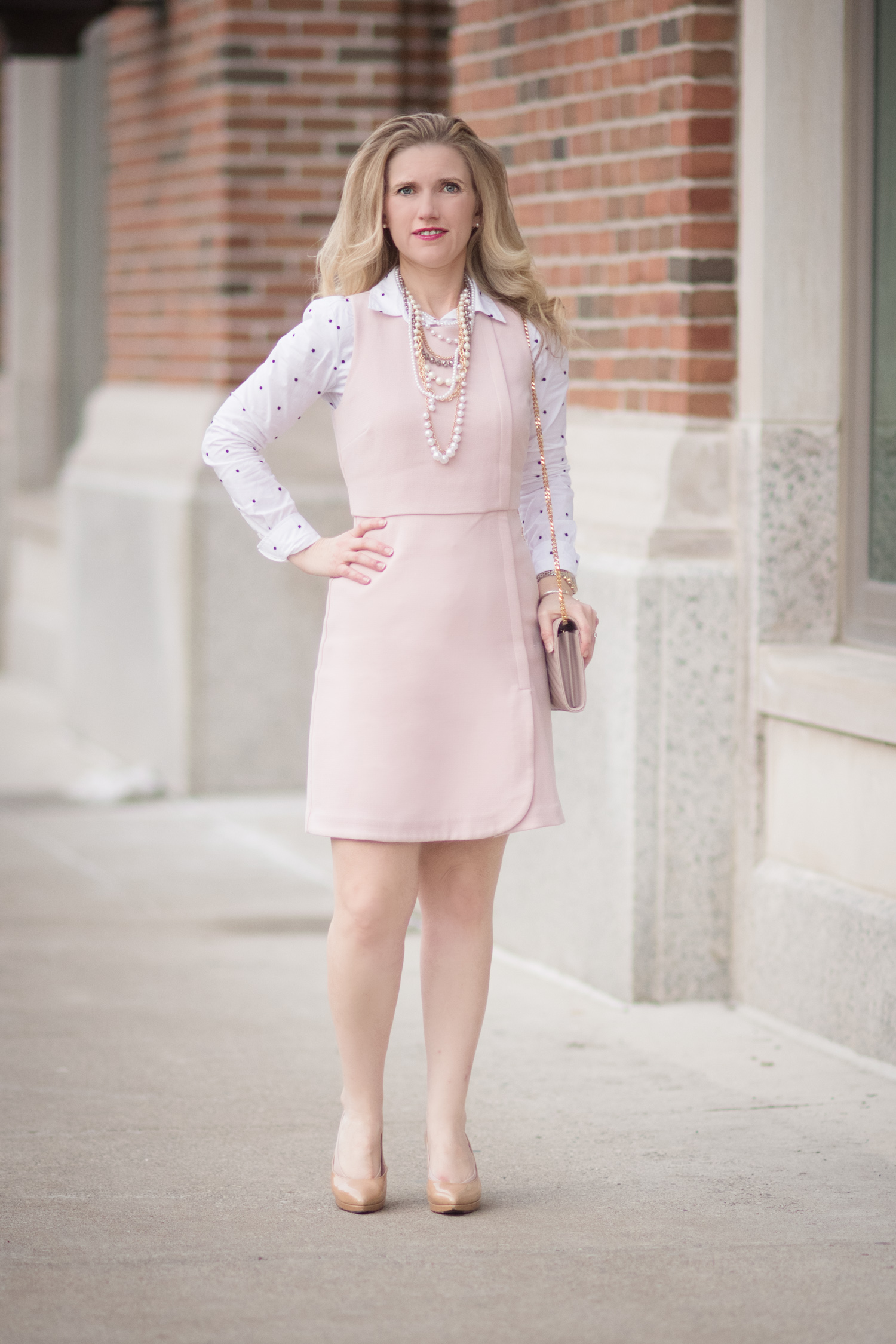 Petite Fashion And Style Blog Fashion For Petite Women Pink