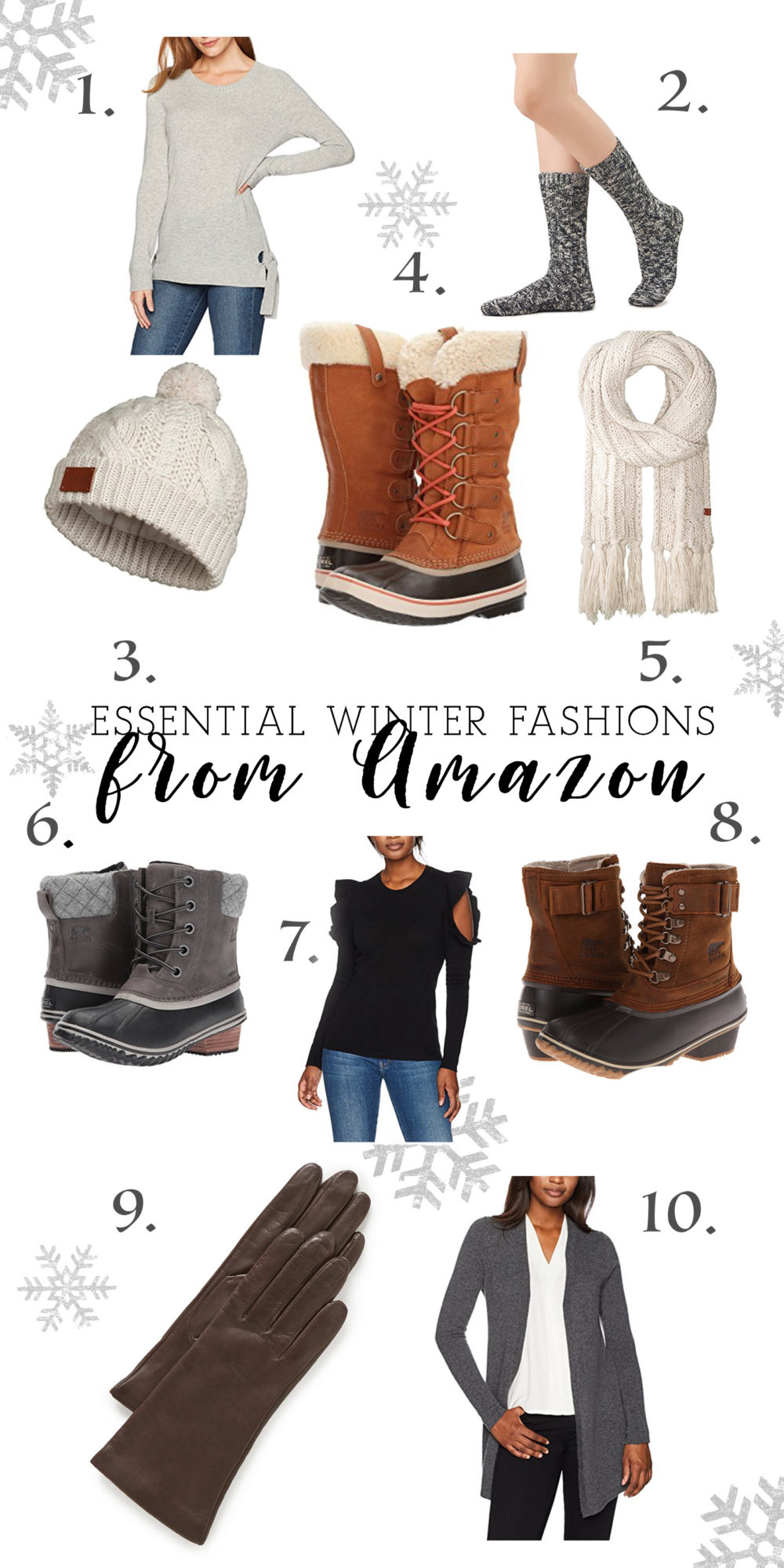 Petite Fashion and Style Blog | Fashion for Petite Women | Essential Winter Fashions from Amazon