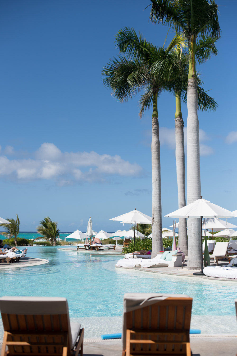 Petite Fashion and Style Blog | The Palms Turks and Caicos Review