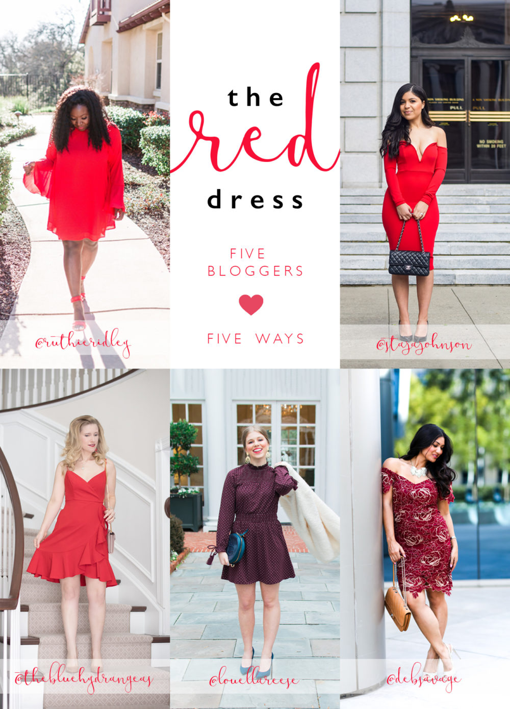 Petite Fashion and Style Blog | Fashion for Petite Women | Inspiring Valentine's Day Dresses
