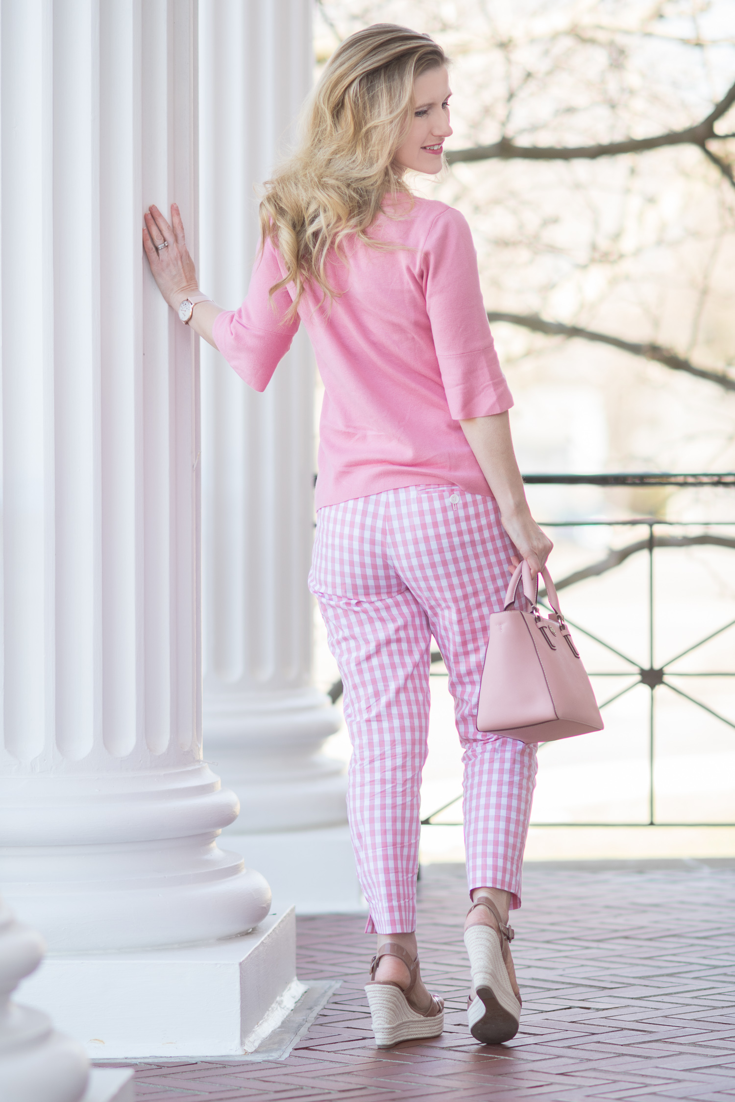 Petite Fashion And Style Blog Chadwicks Of Boston Spring