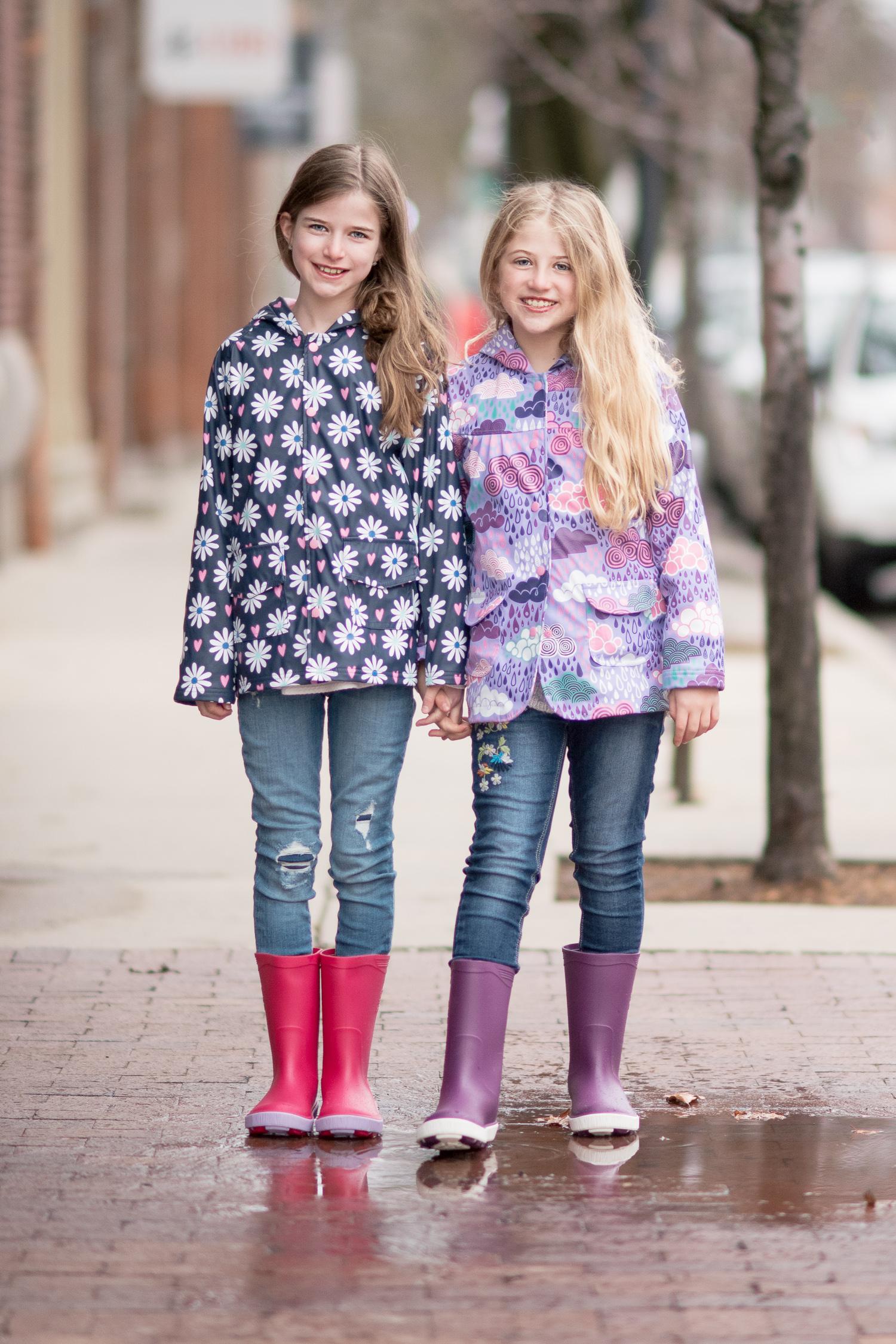 Petite Fashion And Style Blog Kamik Riptide Rain Boot Review