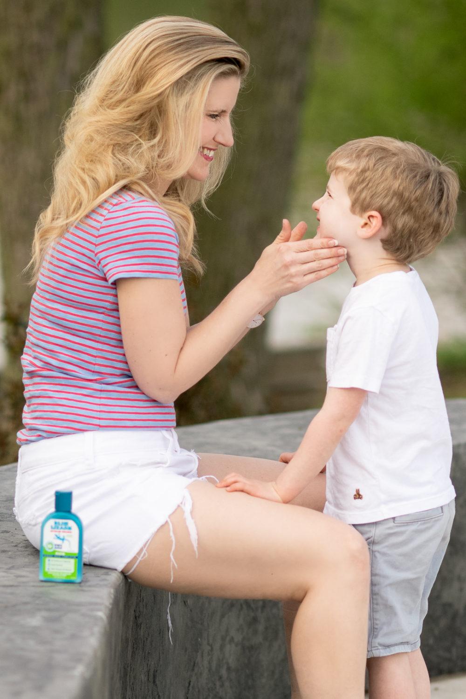 Michigan Petite Fashion and Lifestyle Blog | Blue Lizard Sunscreen | Blue Lizard Sunscreen Review