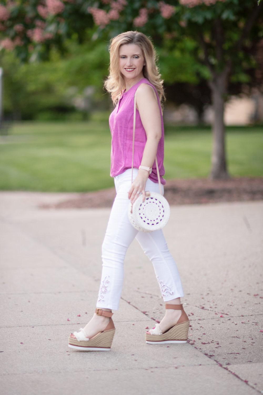 Summer Favorites From J Jill The Blue Hydrangeas A