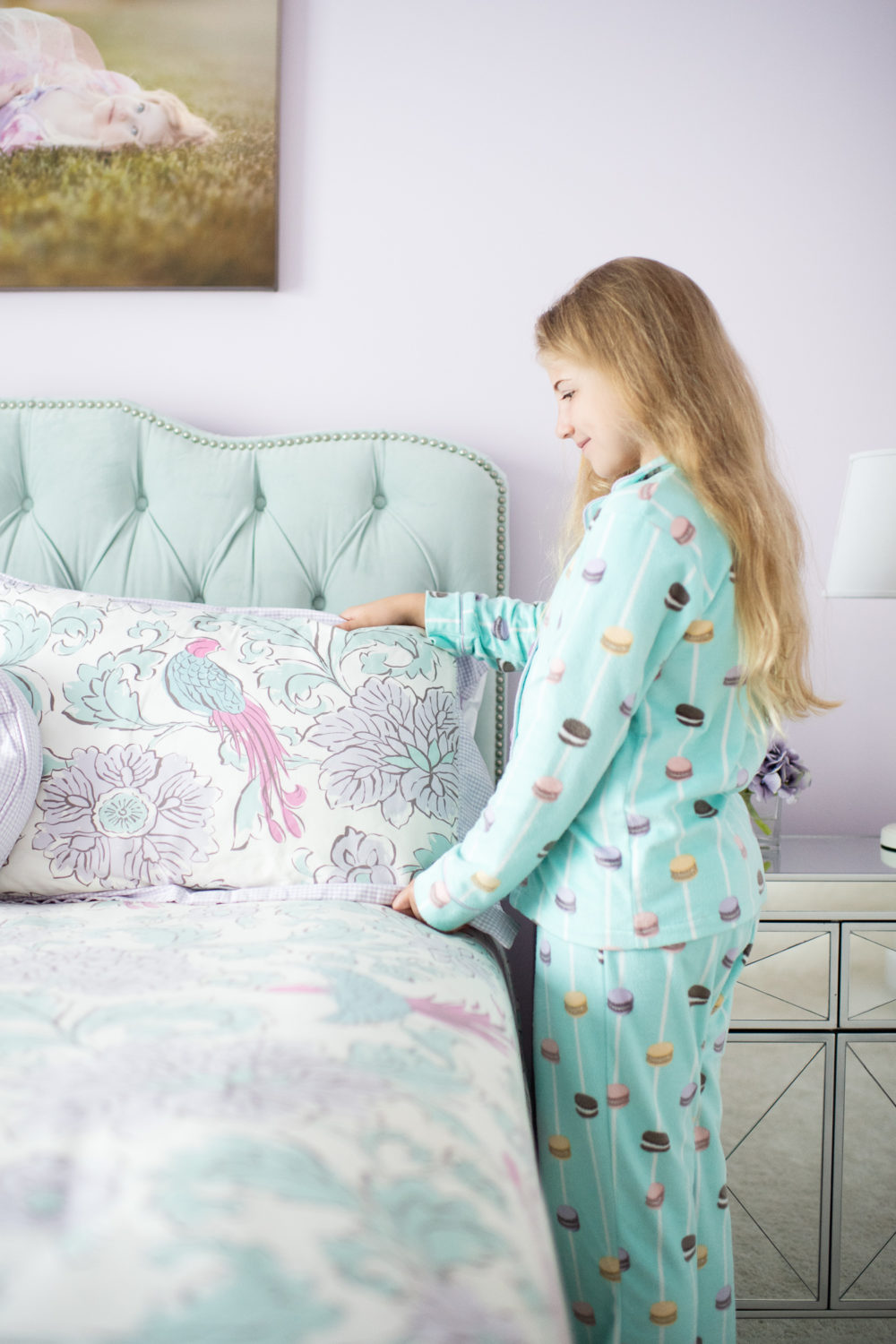 Michigan Petite Fashion and Lifestyle Blog | AllerEase Bedding