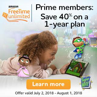 Amazon Free Time