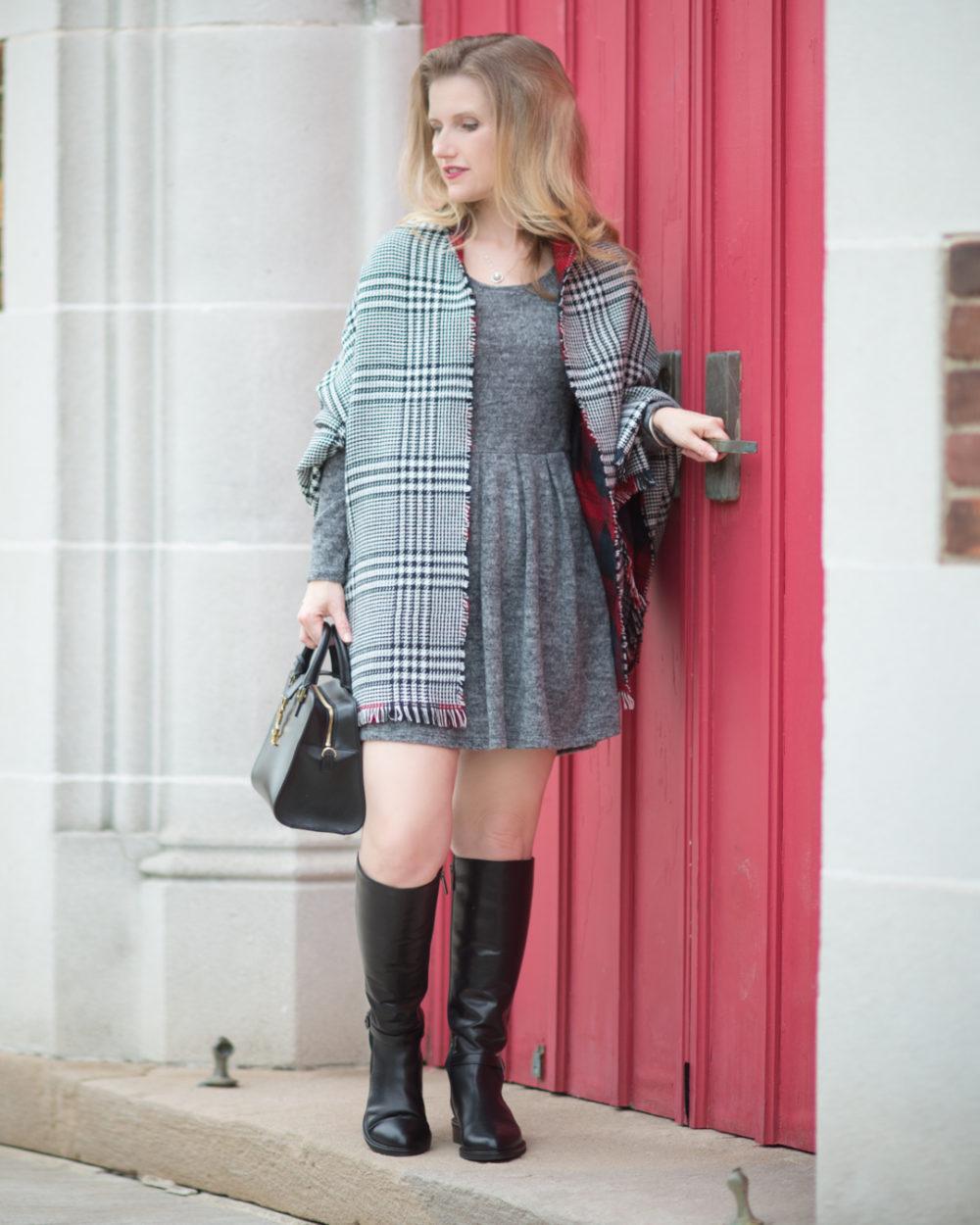 Petite Fashion and Style Blog | Aquatalia boots