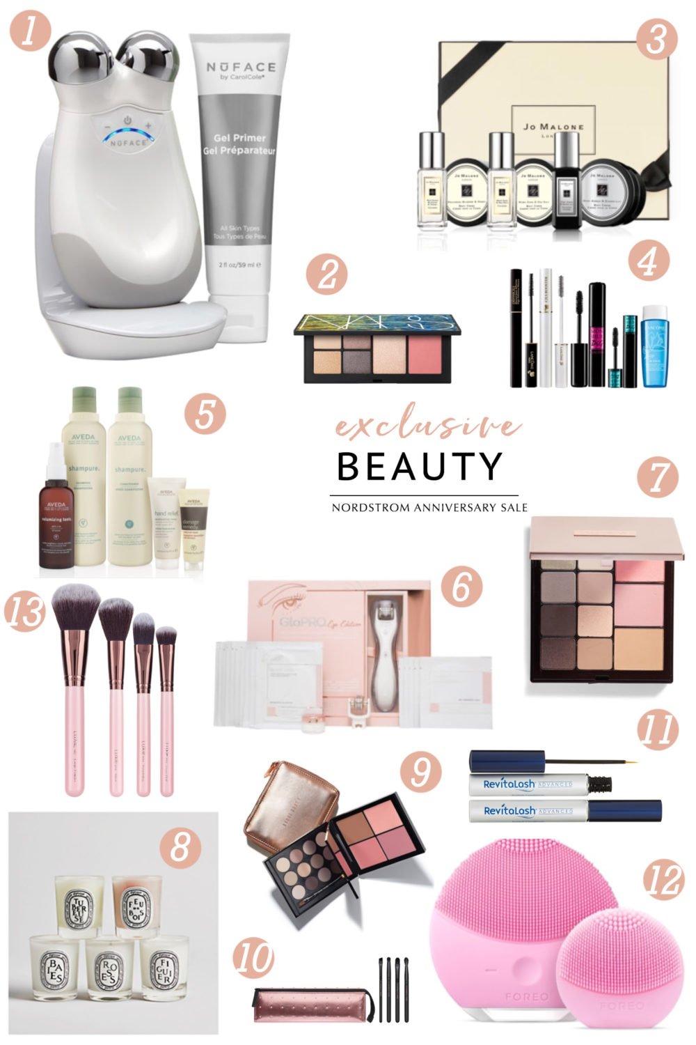 Nordstrom Anniverary Sale | Beauty Exclusives