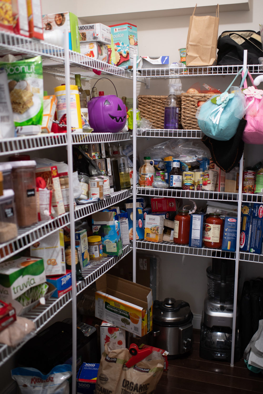 California Closets | California Closets Pantry | Pantry Organization Tips