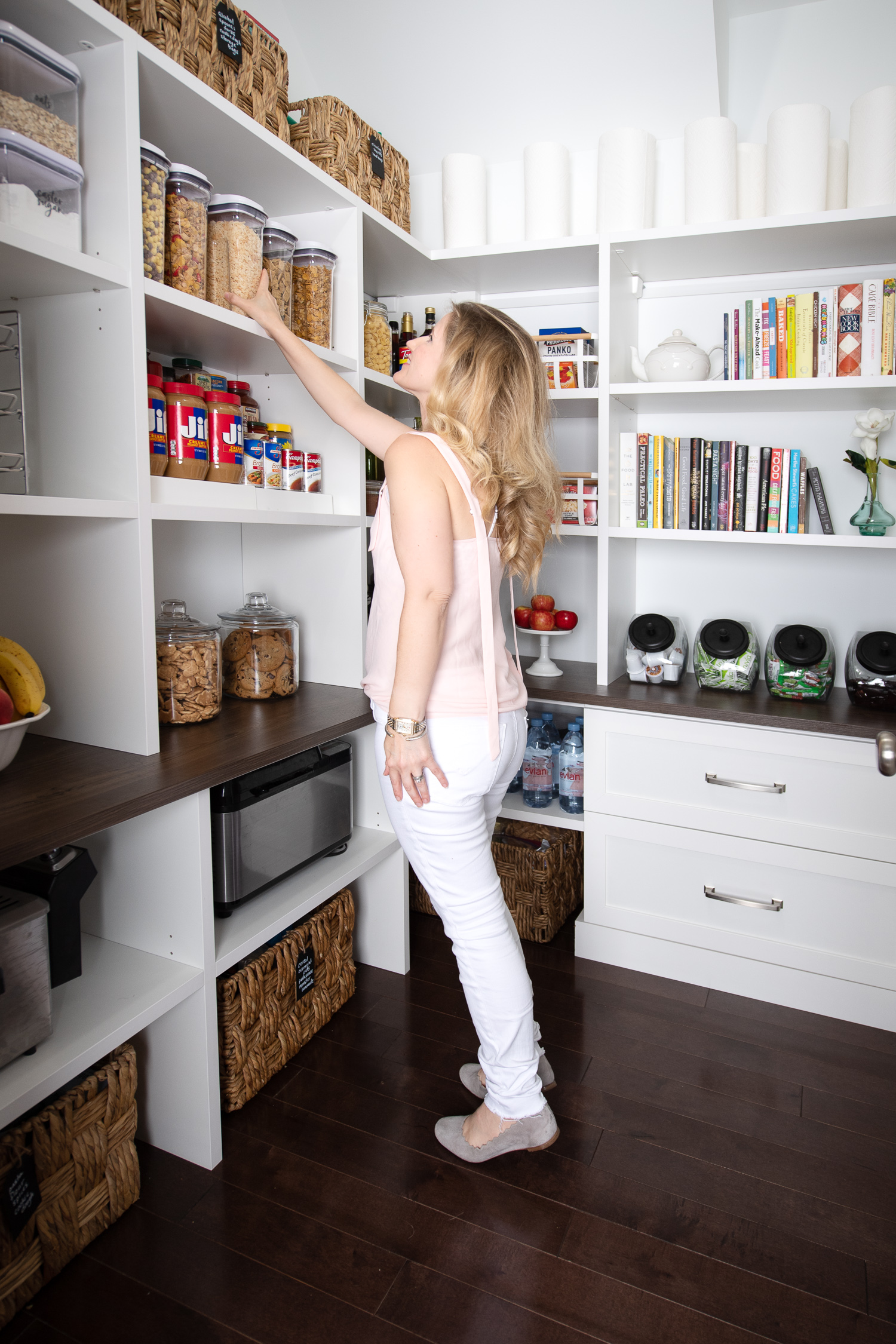California Closets | Pantry Organization