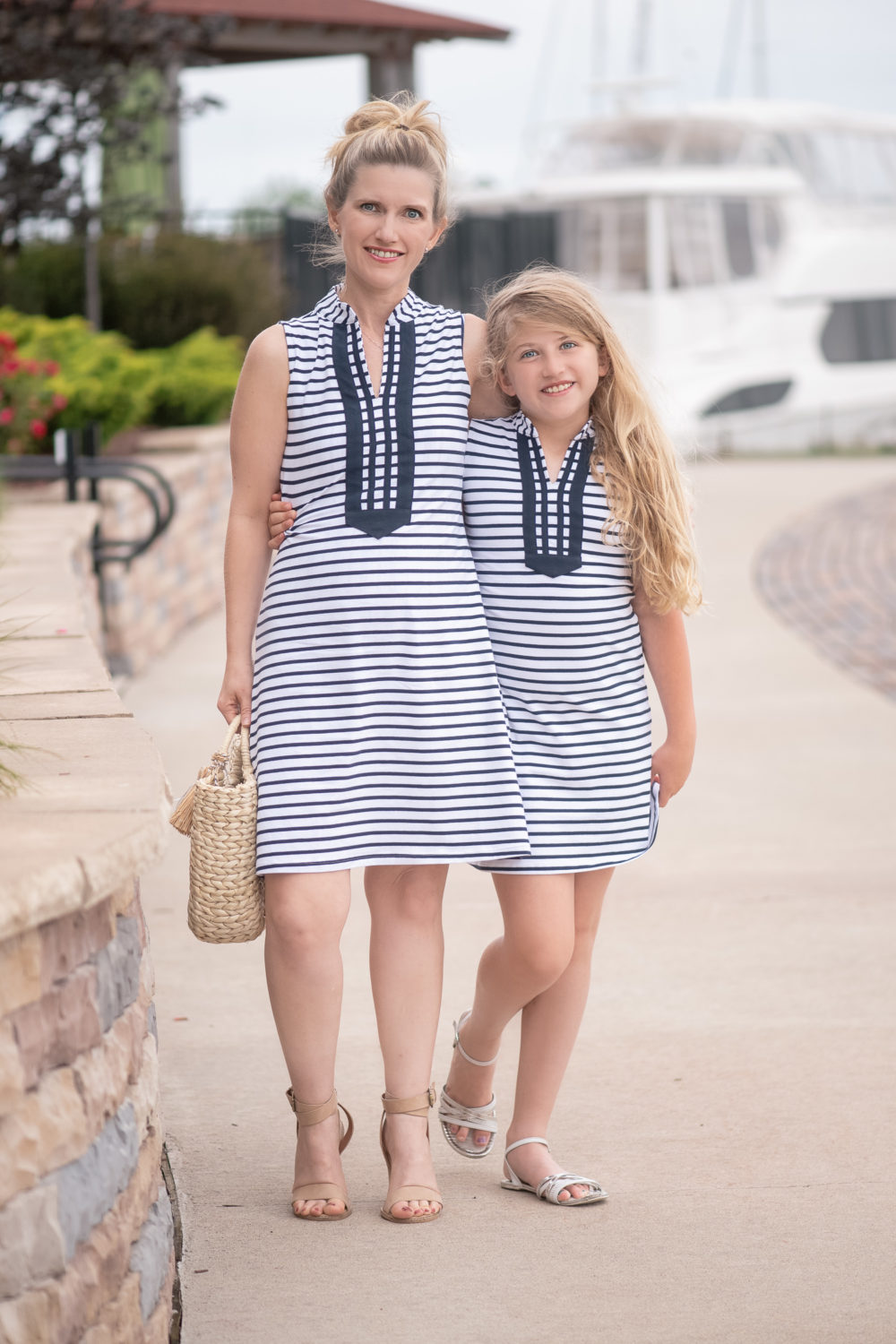 Michigan Petite Fashion and Lifestyle Blog | Duffield Lane Macinac Dress | How To Make Your Child Feel Special