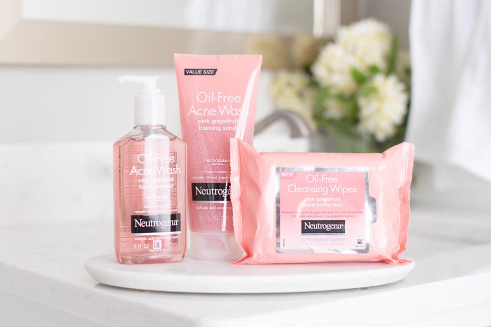 Michigan Petite Fashion and Lifestyle Blog | Neutrogena Pink Grapefruit