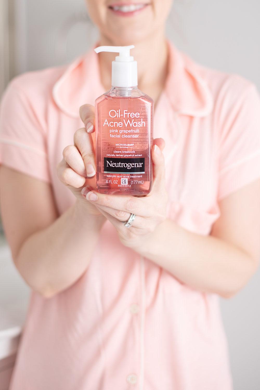 Michigan Petite Fashion and Lifestyle Blog   Neutrogena Pink Grapefruit