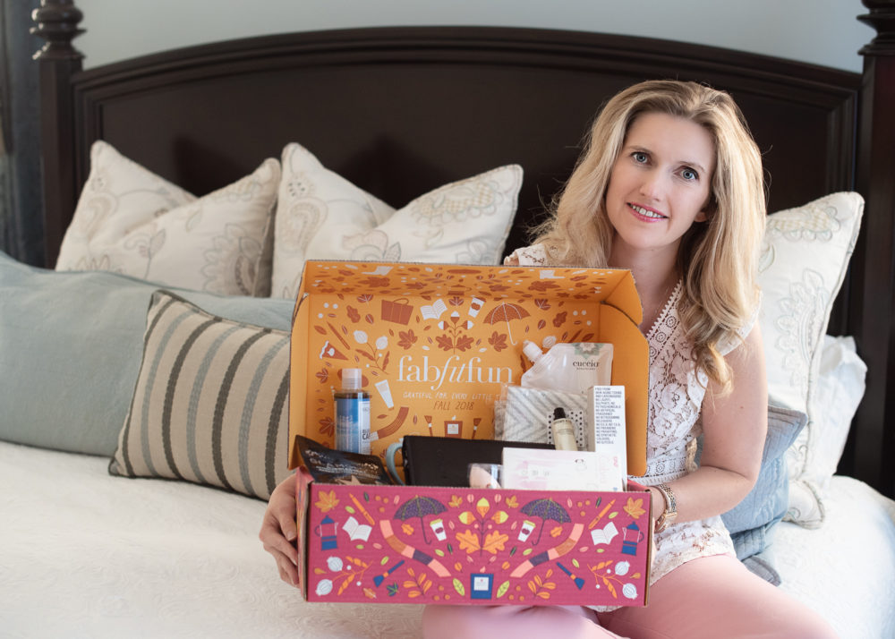 Petite Fashion and Style Blog | Fab Fit Fun Fall Subscription Box
