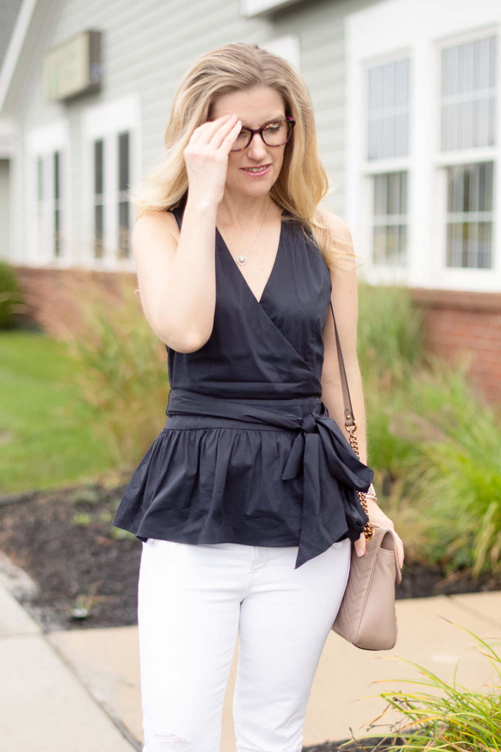 Petite Fashion and Style Blog | VSP Vision Health Campaign