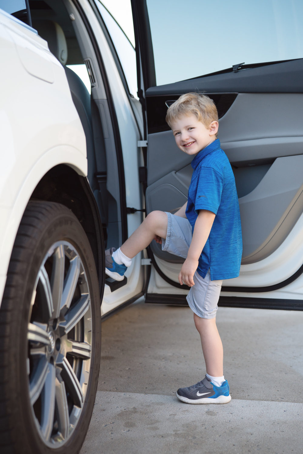 Petite Fashion and Style Blog | Michigan Office of Highway Safety Planning Booster Seat Campaign