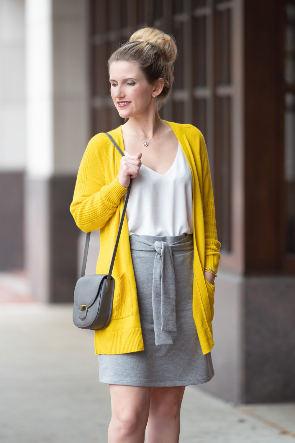 How To Wear Yellow And Instantly Brighten Your Day