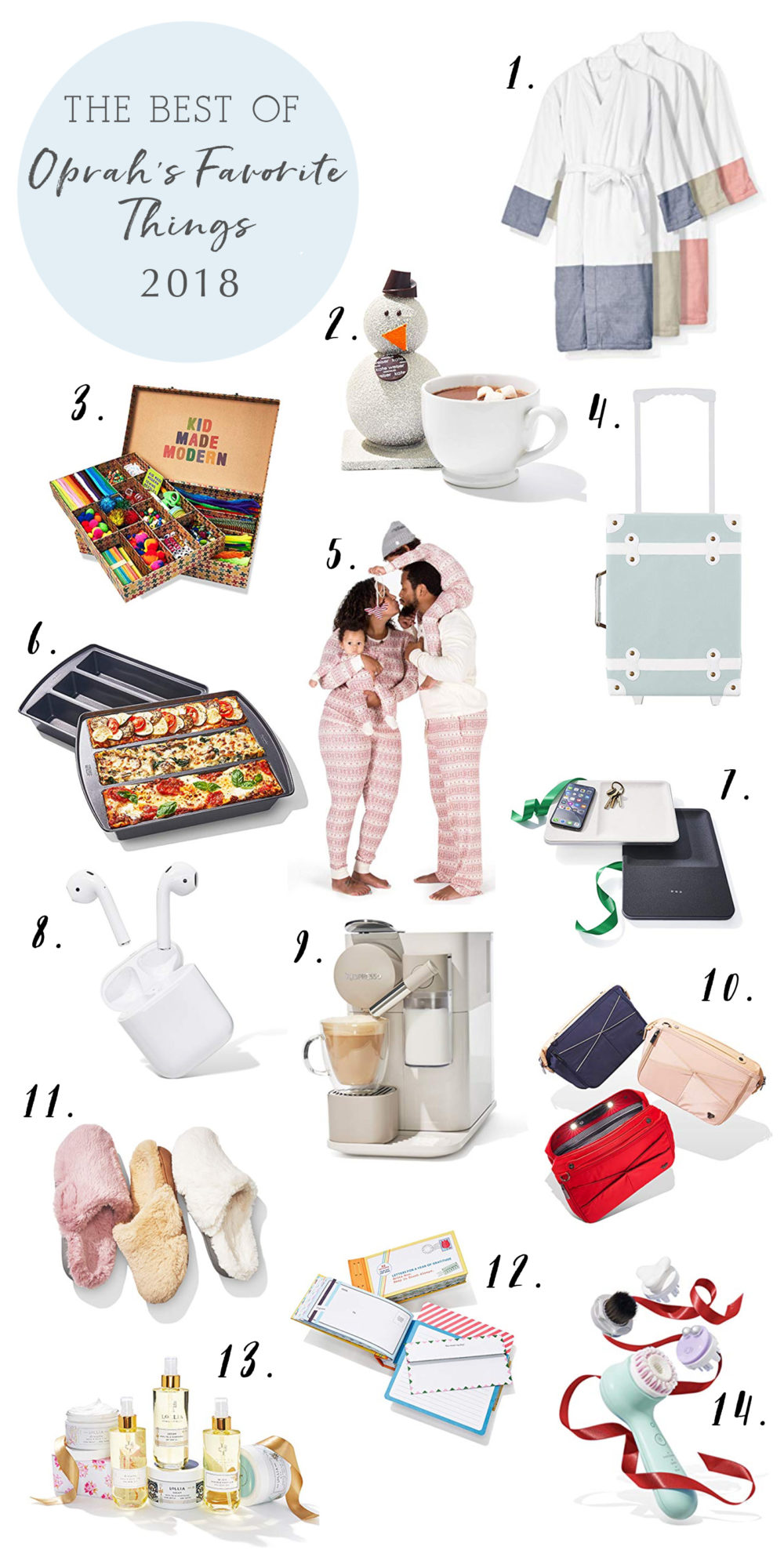 Petite Fashion Blog | Oprah's Favorite Things 2018