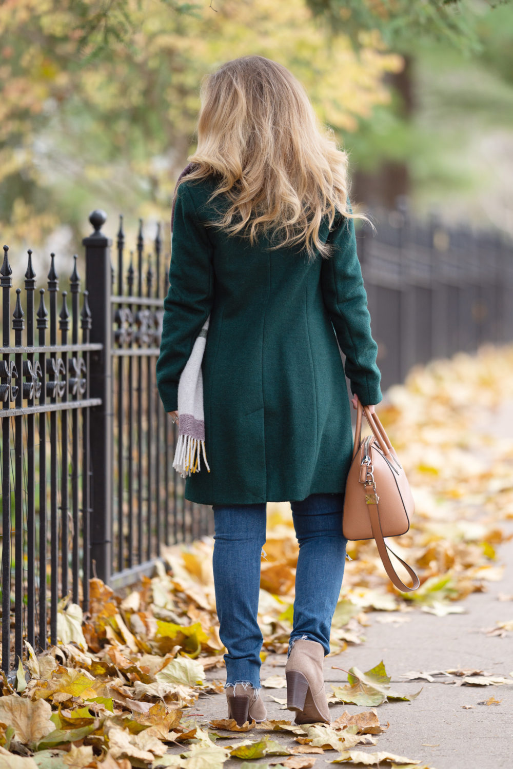 Petite Fashion and Style Blog | Sam Edelman Blazer Coat
