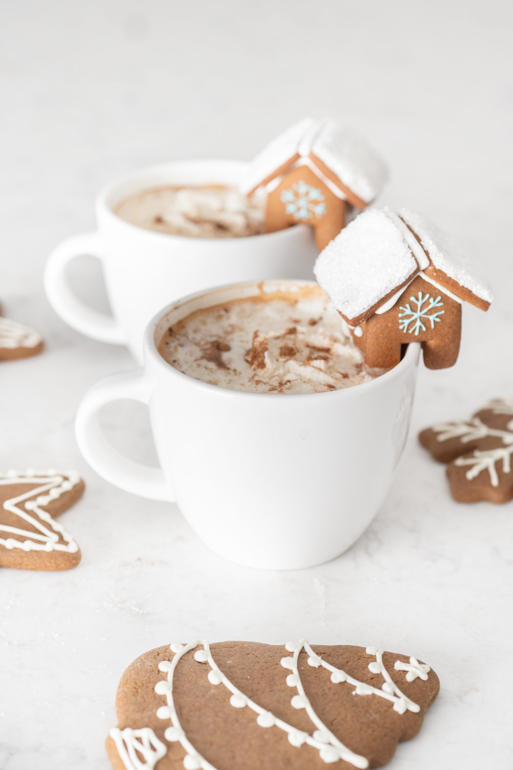 Petite Fashion and Style Blog | Gingerbread Latte Recipe | Torani Syrups