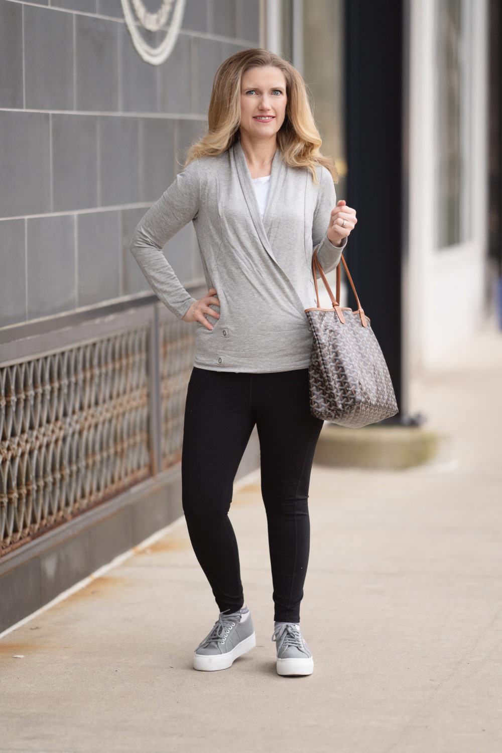 Petite Fashion and Style Blog | J. Jill Fit Collection | How to Keep Your Fitness Resolutions