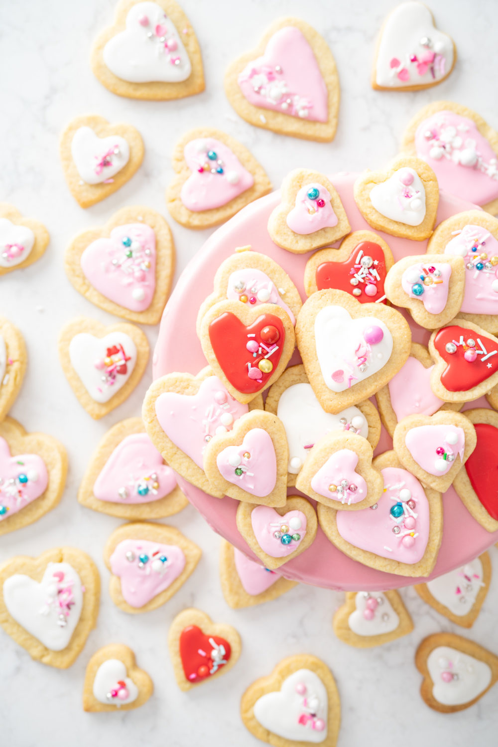 0a31f6c263d8 Valentine Heart Cookies +  500 Nordstrom Giveaway...