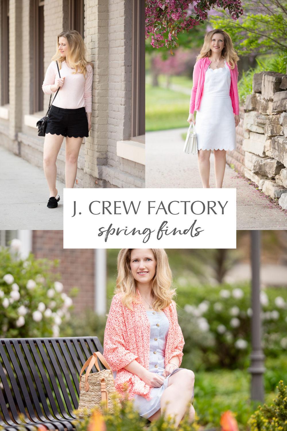 Petite Fashion Blog | J. Crew Factory Dresses | J. Crew Factory Spring Arrivals